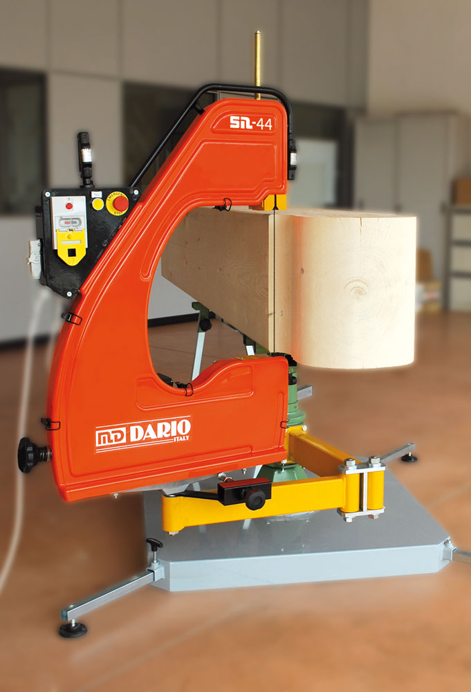 Band Saws For Woods Sn44 Md Dario Srl Segatrici Per
